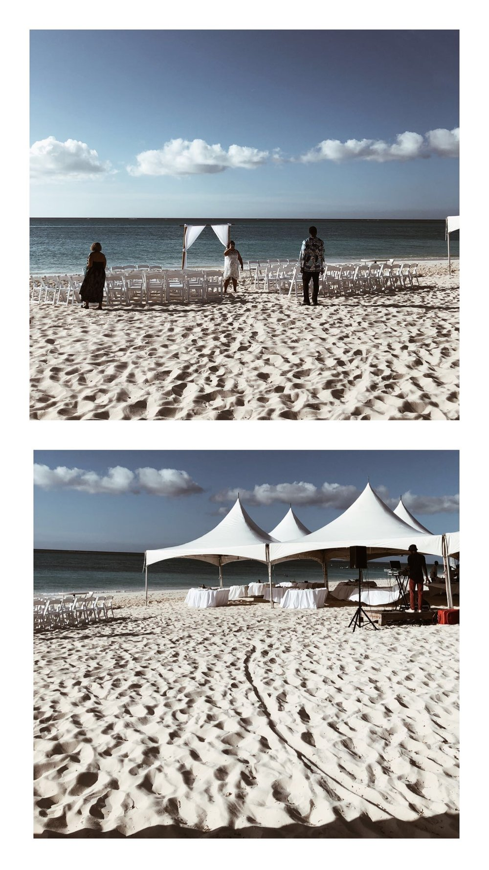 Turks and Caicos Island Wedding
