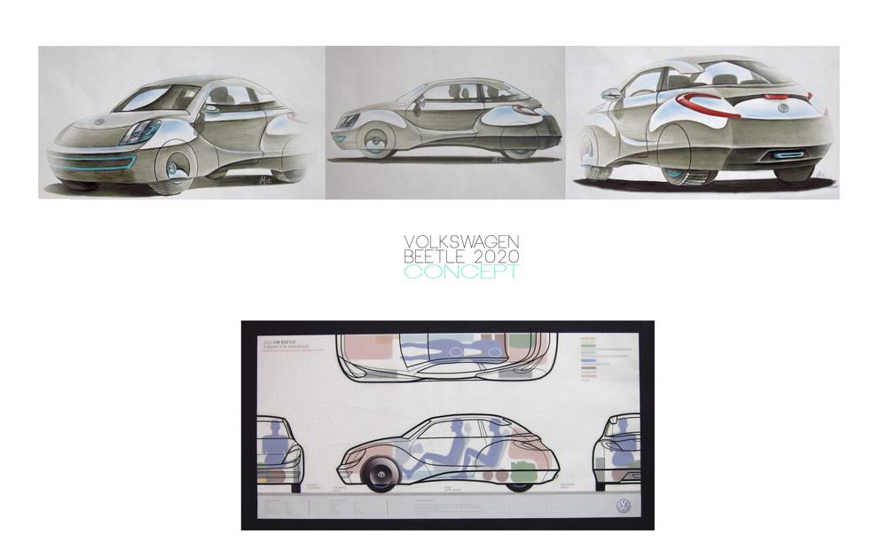 Volkswagen's 2022 Beetle