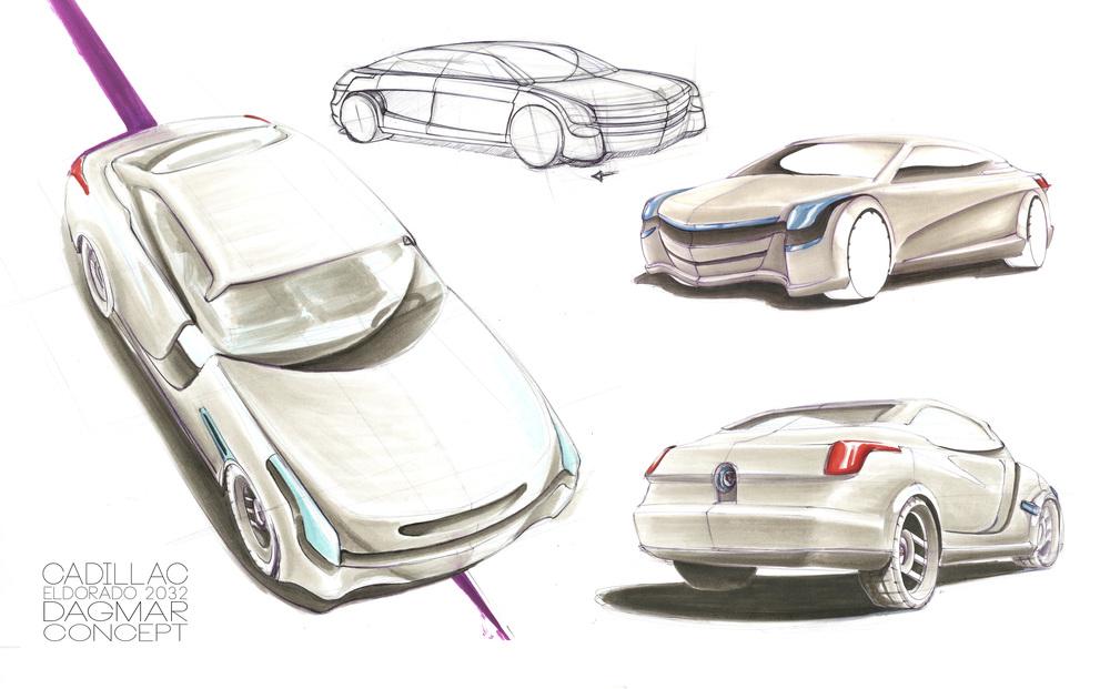 Cadillac Eldorado 2032