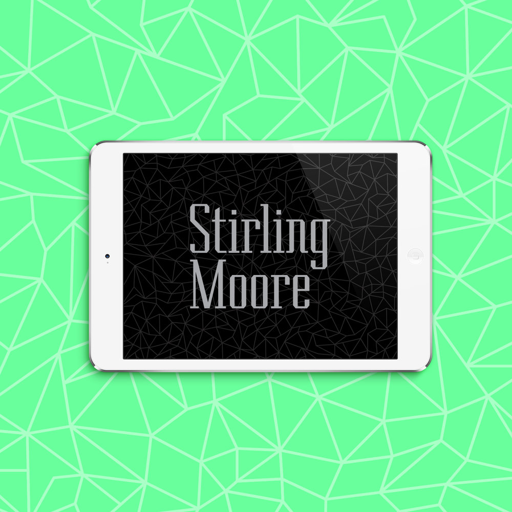 Stirling Moore   Branding & stationary set for Melbourne- based accounting firm Stirling Moore