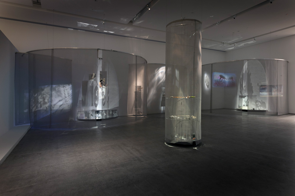 Janet Lawrence,  Fugitive , 2013 (install) Photograph: Mark Ashkanasy Courtesy the artist and ARC ONE Gallery Melbourne
