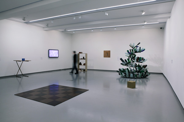 Reinventing the Wheel: The Readymade Century , 2013 (install) Photograph: Maura Edmond