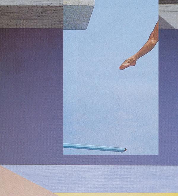 Zoe Croggon,  Dive #4 (Splash) , 2013 Courtesy the artist and Daine Singer