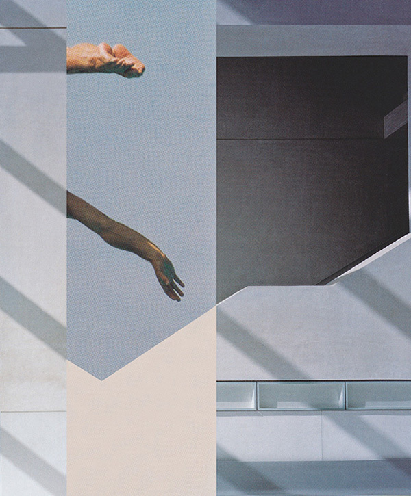 Zoe Croggon,  Dive #3 , 2013 Courtesy the artist and Daine Singer