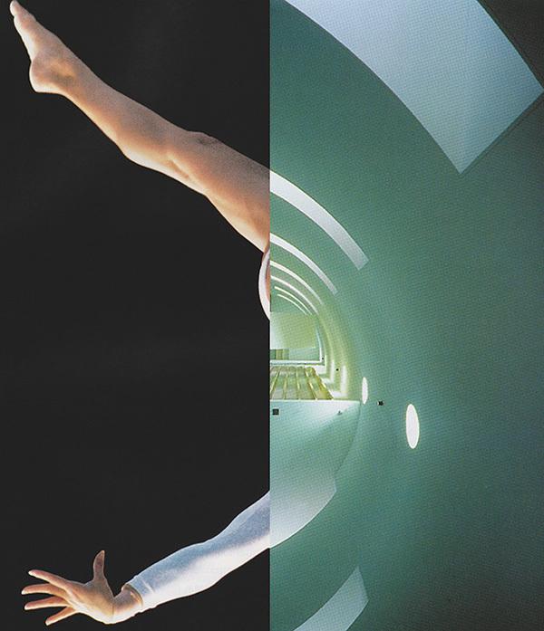 Zoe Croggon, Gymnast #1 , 2013 Courtesy the artist and Daine Singer