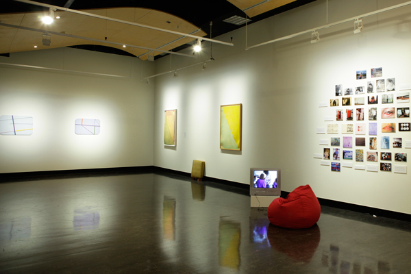 Uneducated, Counihan Gallery, 2014  (install) Photograph: Maura Edmond