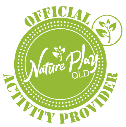 Partners with Nature Play Qld - embracing and sharing the importance of child - led nature based play .