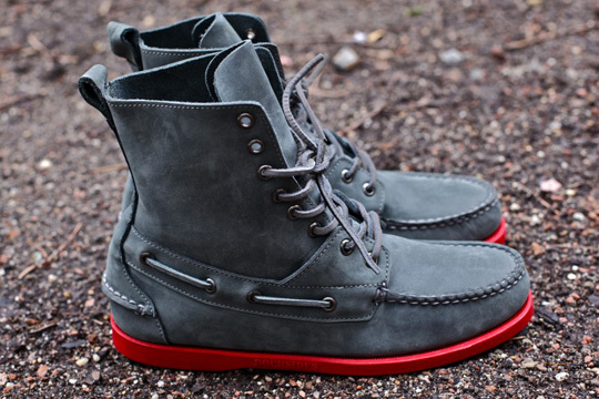 secondofjune: this sebago……sheesh, must have My homie Reese posted these…Sebago super dope boots!!!!!!