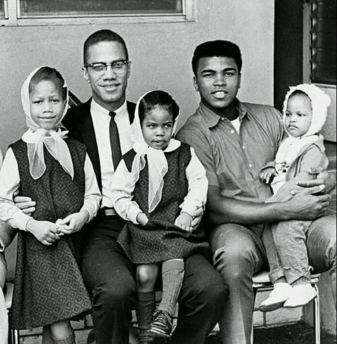 themacnificentmile: KINGS. Malcom an Ali…another dope photo from @THEKIDSEANMAC 's http://themacnificentmile.com #BlackStarPower