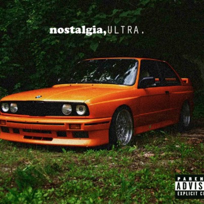 Frank Ocean - Nostalgia Ultra…get this NOW…click the photo