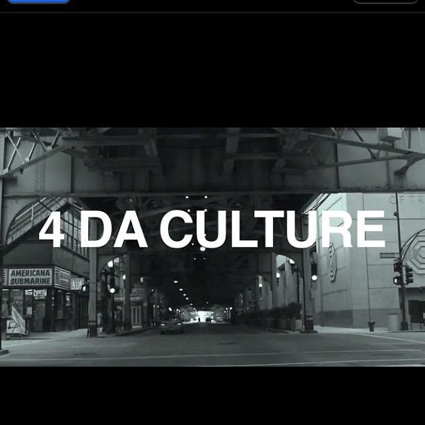Another screenshot from #4daculture video drops tomorrow shot by Dave Cash (Taken with Instagram)