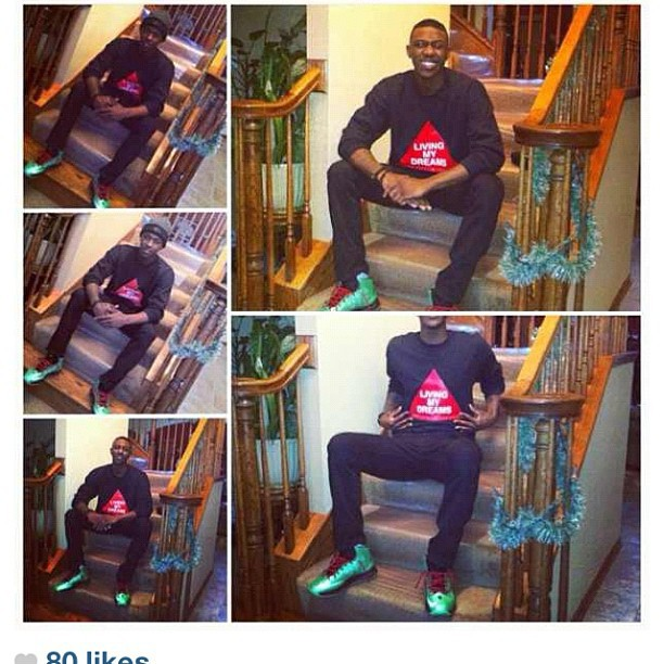 Repost from my Lil bro @scootie rockin the #rsl #livingmydreams crew