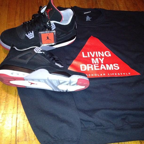 #livingmydreams #rsl x Bred IV's