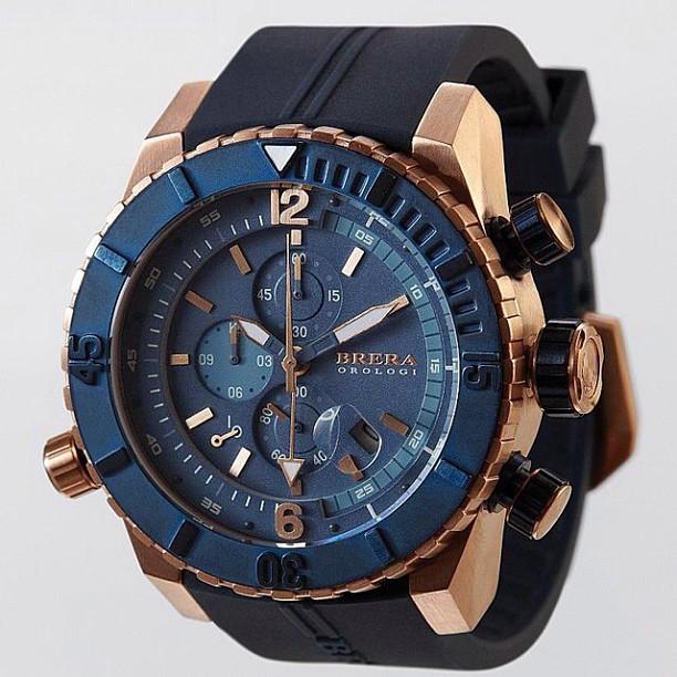 Mr. Nicewatch - Brera Orologi Sottomarino