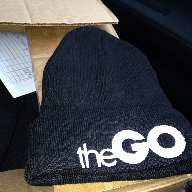 #thego beanies just in