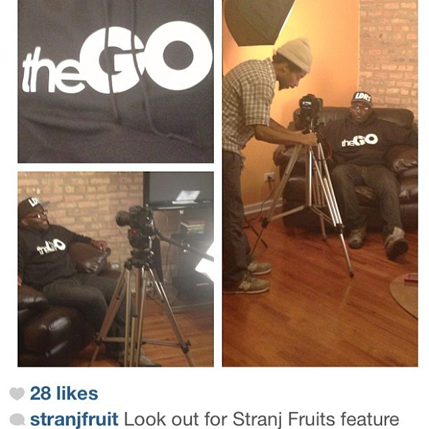 #repost from @stranjfruit just shot an interview