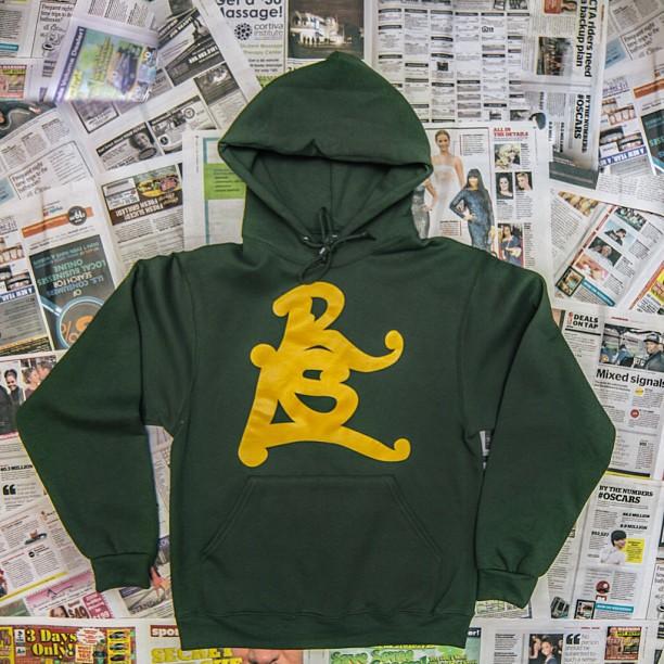 Shop #rsl - RSL Signature Logo hoodie in military green/yellow roadscholar.bigcartel.com #igfashion #igstreetwear #igsneakercommunity Support #blackbusiness