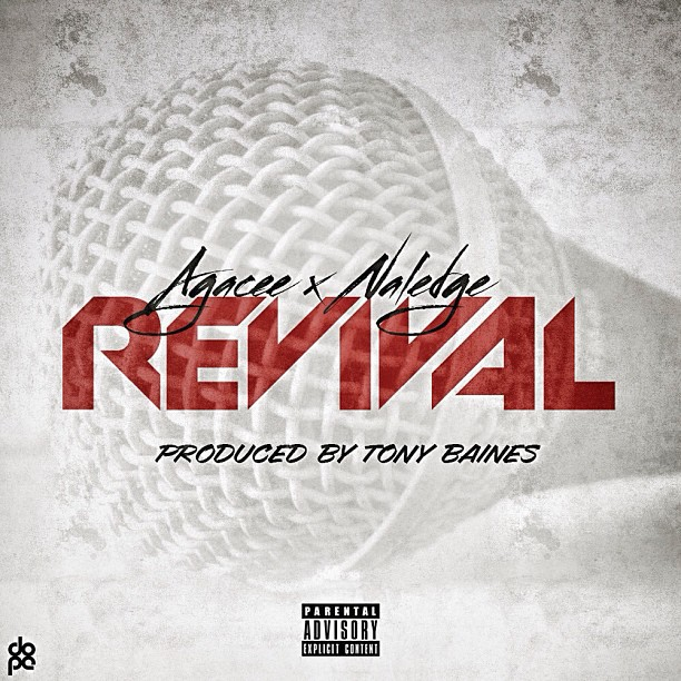 Dropped #revival today ft @gonaledgego hit up soundcloud.com/agacee