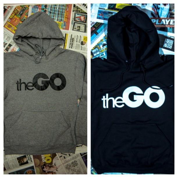 #rsl #thegohoodie grey and black visit roadscholar.bigcartel.com