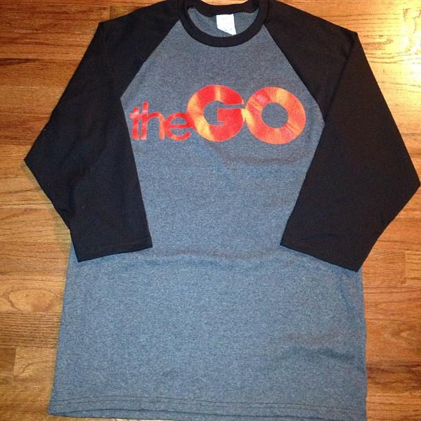#thego baseball shirt only 8 made grab now free shipping rslbranded.com M-2XL #fieldofdreams #fashion #streetwear #ilovechicago #igsneakercommunity