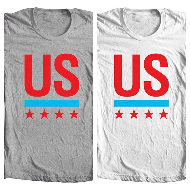 At the Top it's Just US…coming soon #rsl #summer13 #JustUS #300 #fashion #streetwear