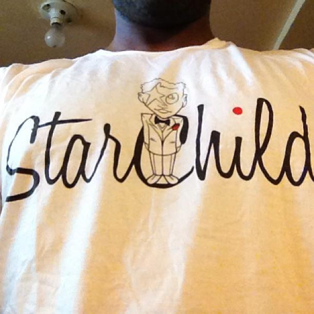 #Starchild #rsl #teeshirts #fashion