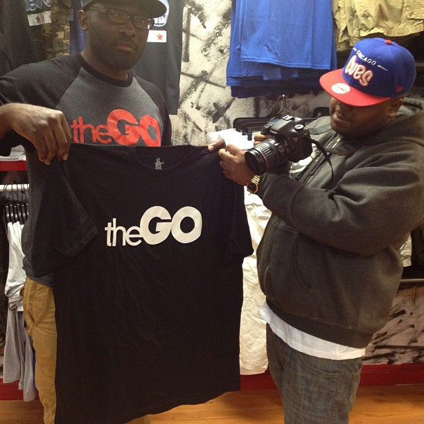 #thego @thelifestyle95th with Potent