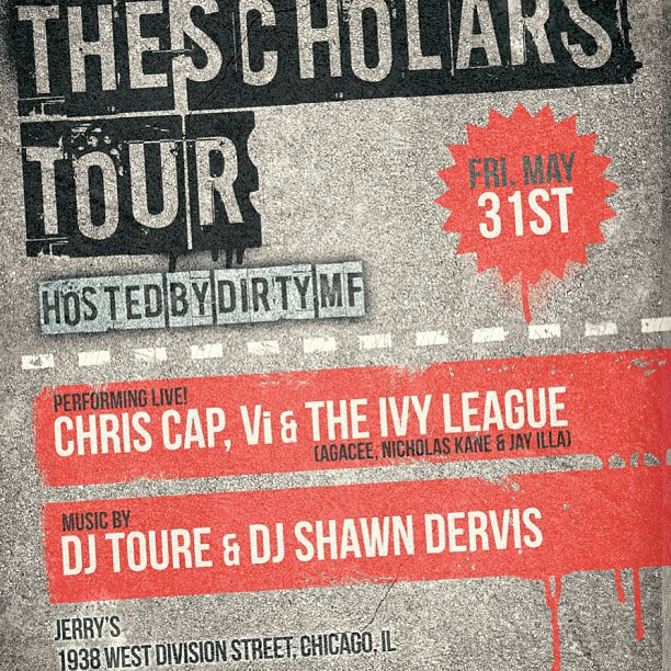 Friday catch me @nicholauskane @chriscaplive VI and @djtoure live for the FREE at Jerry's