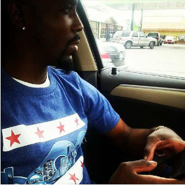 Repost from my bro @theegordongatrell rocking #thego #chicago #skyline tee #fashion #streetwear #roadscholarlife