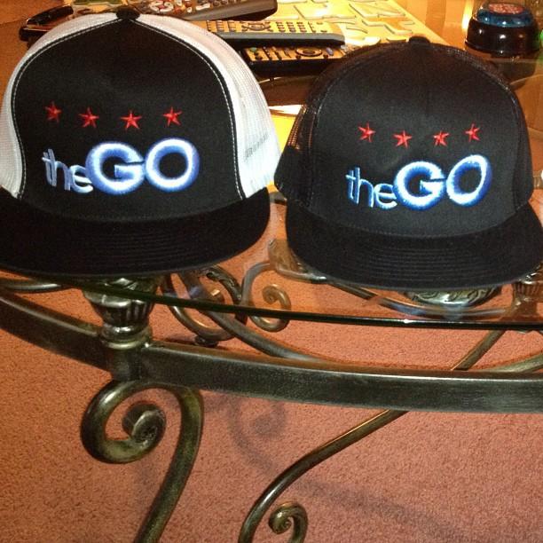 #theGO #trucker #snapback #fashion #chicago