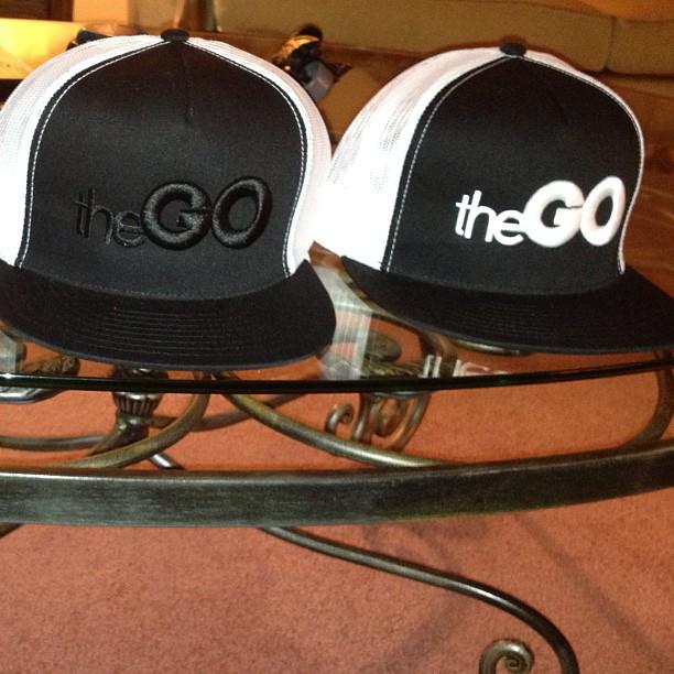 #thego #trucker #black #white #snapback #chicago