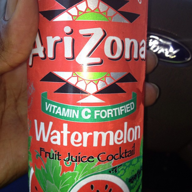 Fye coon juice on this hot day!!!