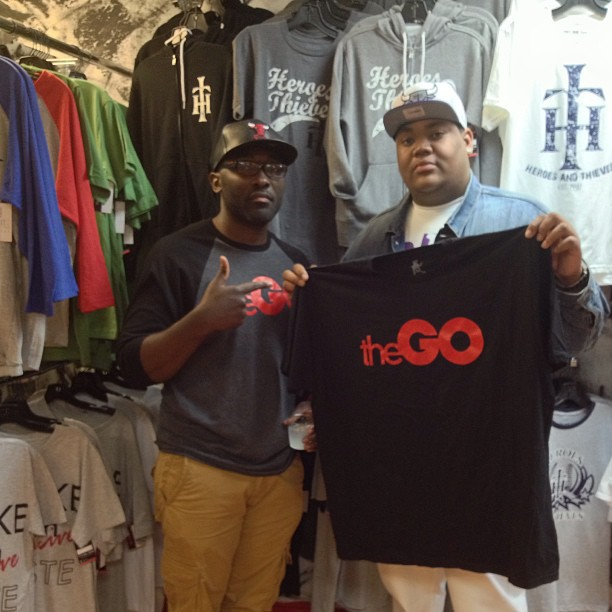 #thego @thelifestyle95th