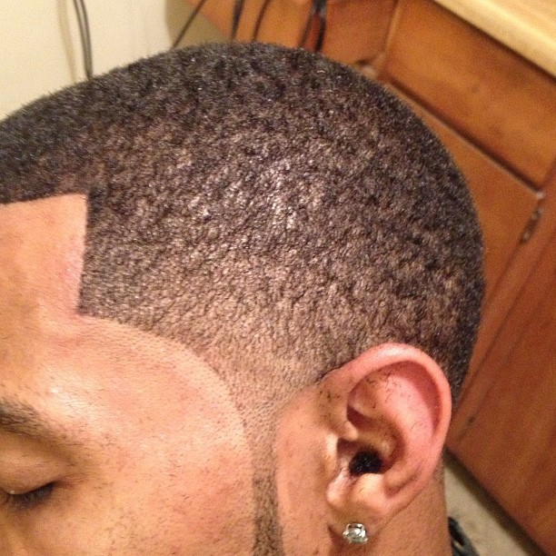 Just good… #barber #razorlining #scholarcuts @chifounder