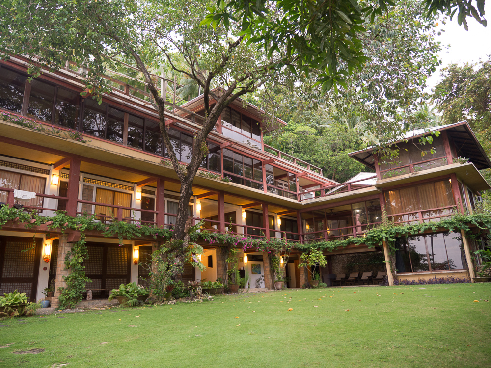 Punta Bulata's hotel rooms