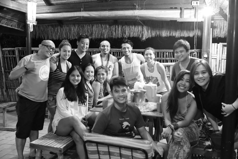 The gang at BCL! (Photo from Brian Uy)