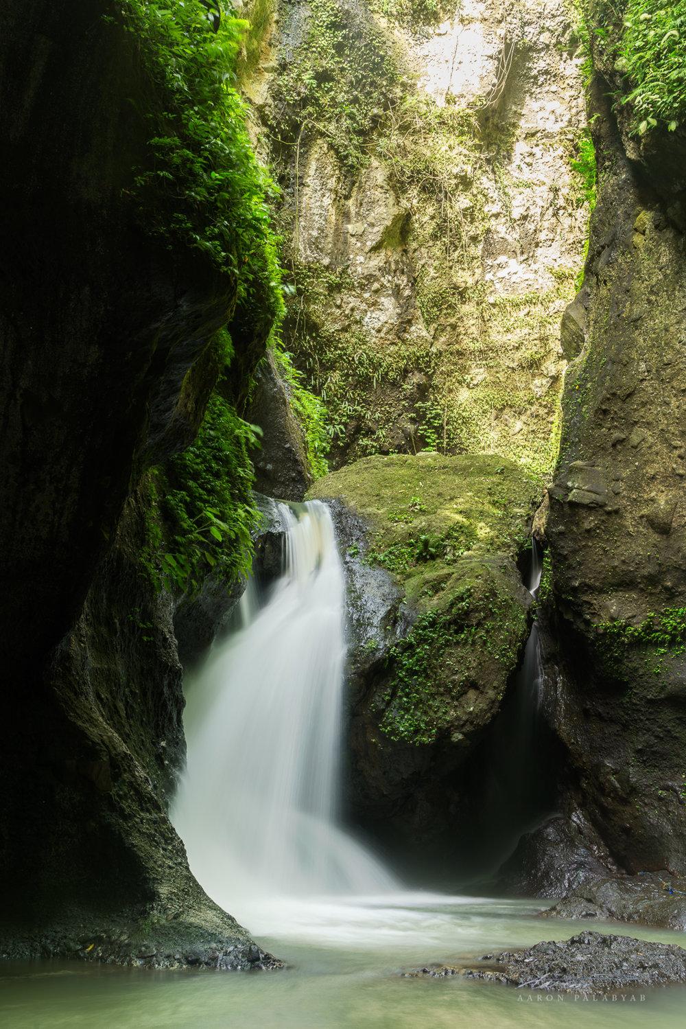 Ambon-Ambon Falls, part of Panguil River Eco-Park