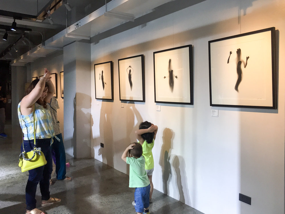 "Ferdie Tiongson's ""Shadow Dancing"" series (and kids trying to copy it)"