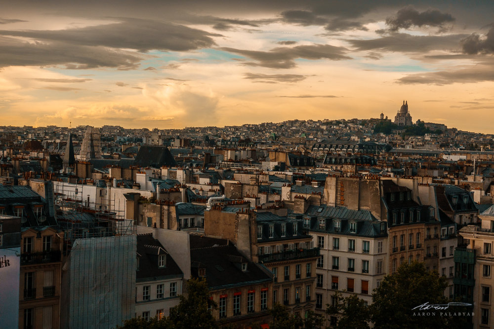 A City of Sighs (Paris)