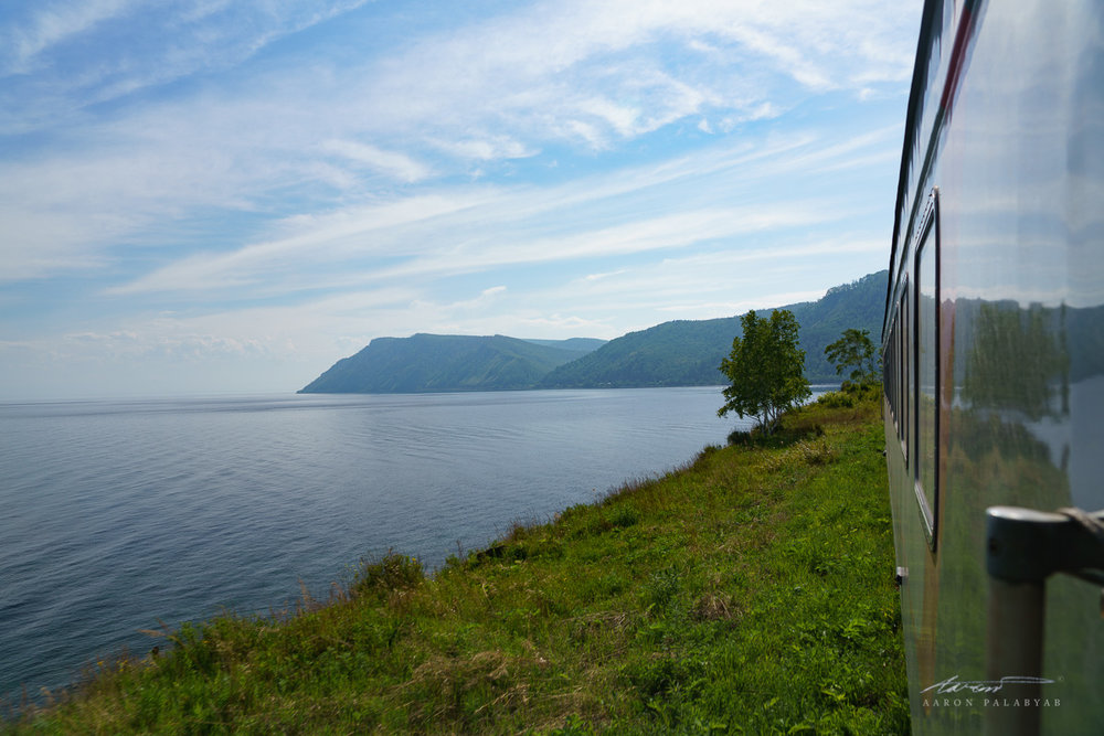 Circumnavigating Lake Baikal on the Grand Trans-Siberian Express