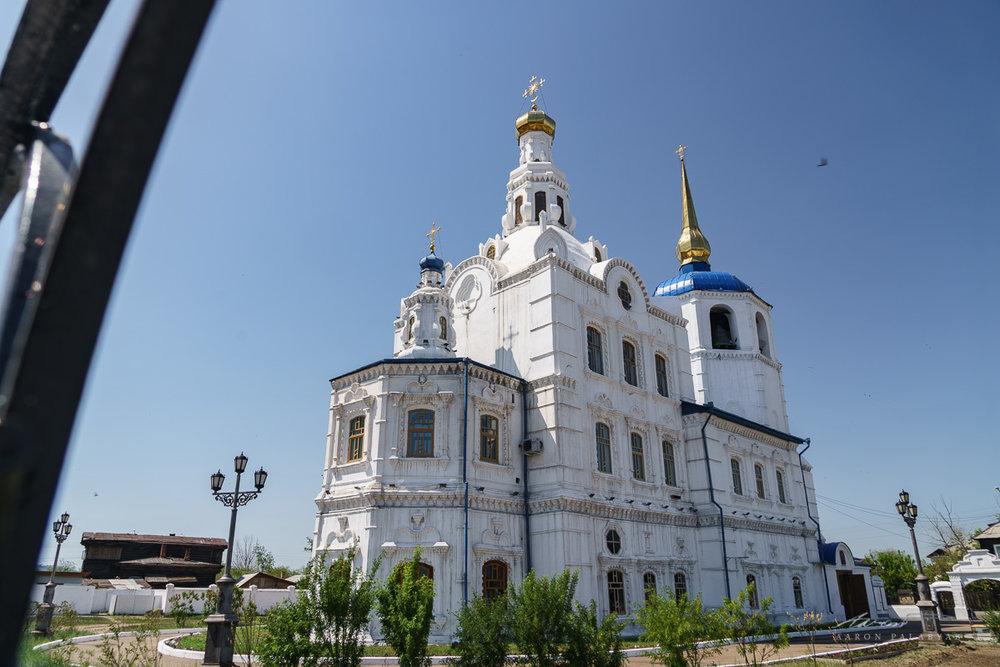 Holy Cathedral Odigitrievsky