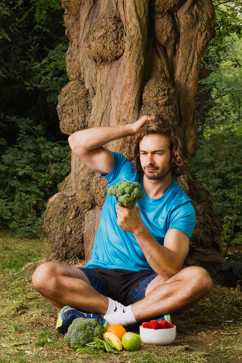 Joe Wicks by Chris Brock