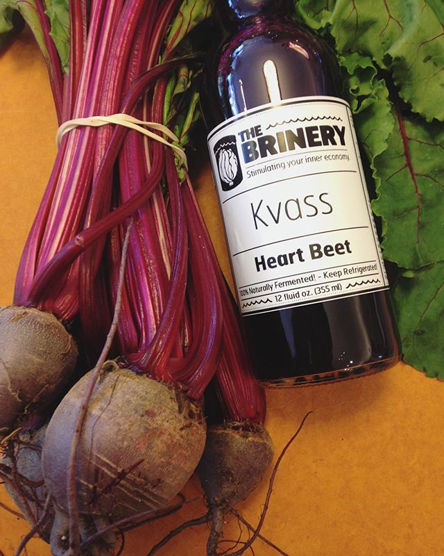 Exited to announce one of our newest additions to our Brinery collection, the Heart Beet Kvass! You can find it nestled in our produce cooler with other delicious Michigan-made or grown products! #thebrinery #beetkvass #local #fermentedfoods #probiotics #rootvegetables #beetjuice #loveyourgut #goodbacteria #nourishorganicmarket