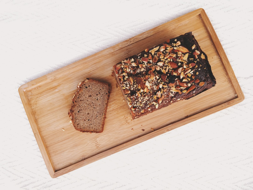 Vegan Banan Bread Annina Berweger