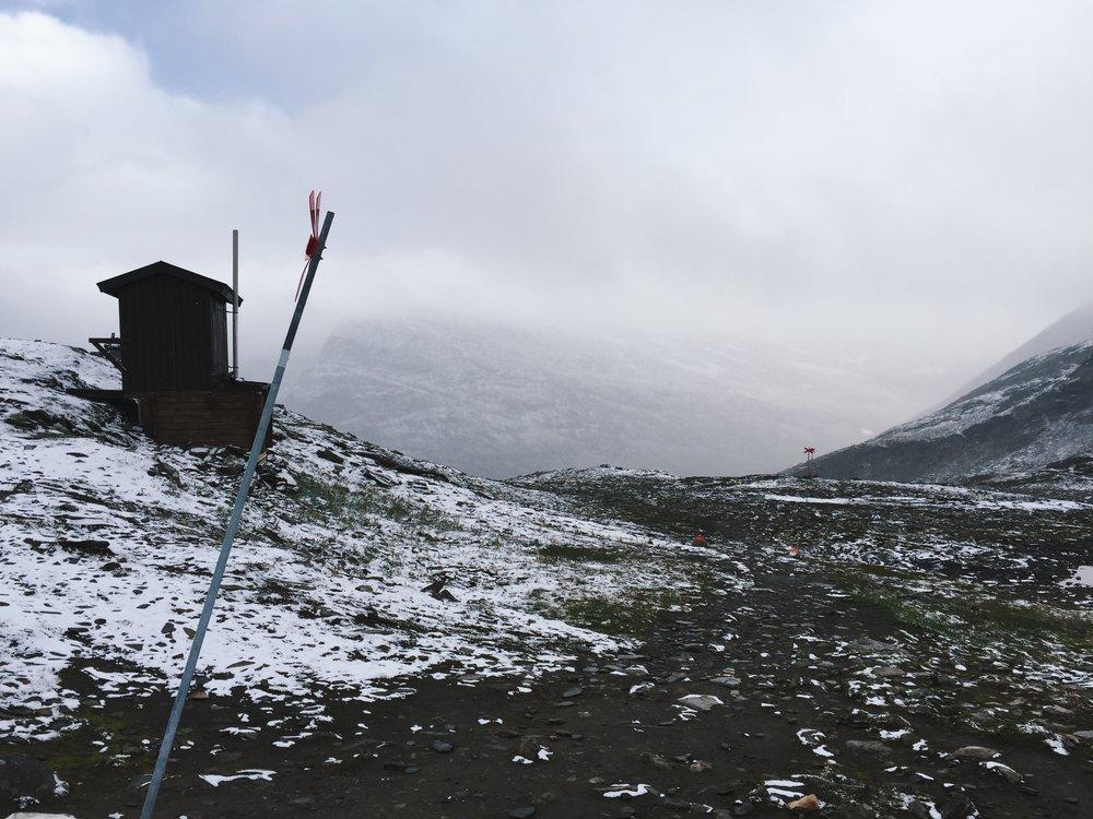 Tjäktjapass - 1'150 m.ü.M.