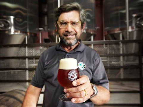 Brooklyn Brewery cofounder Steve Hindy.