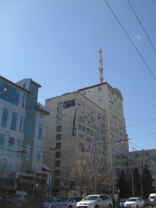 г.Краснодар, угол ул.Северная и Октябрьская