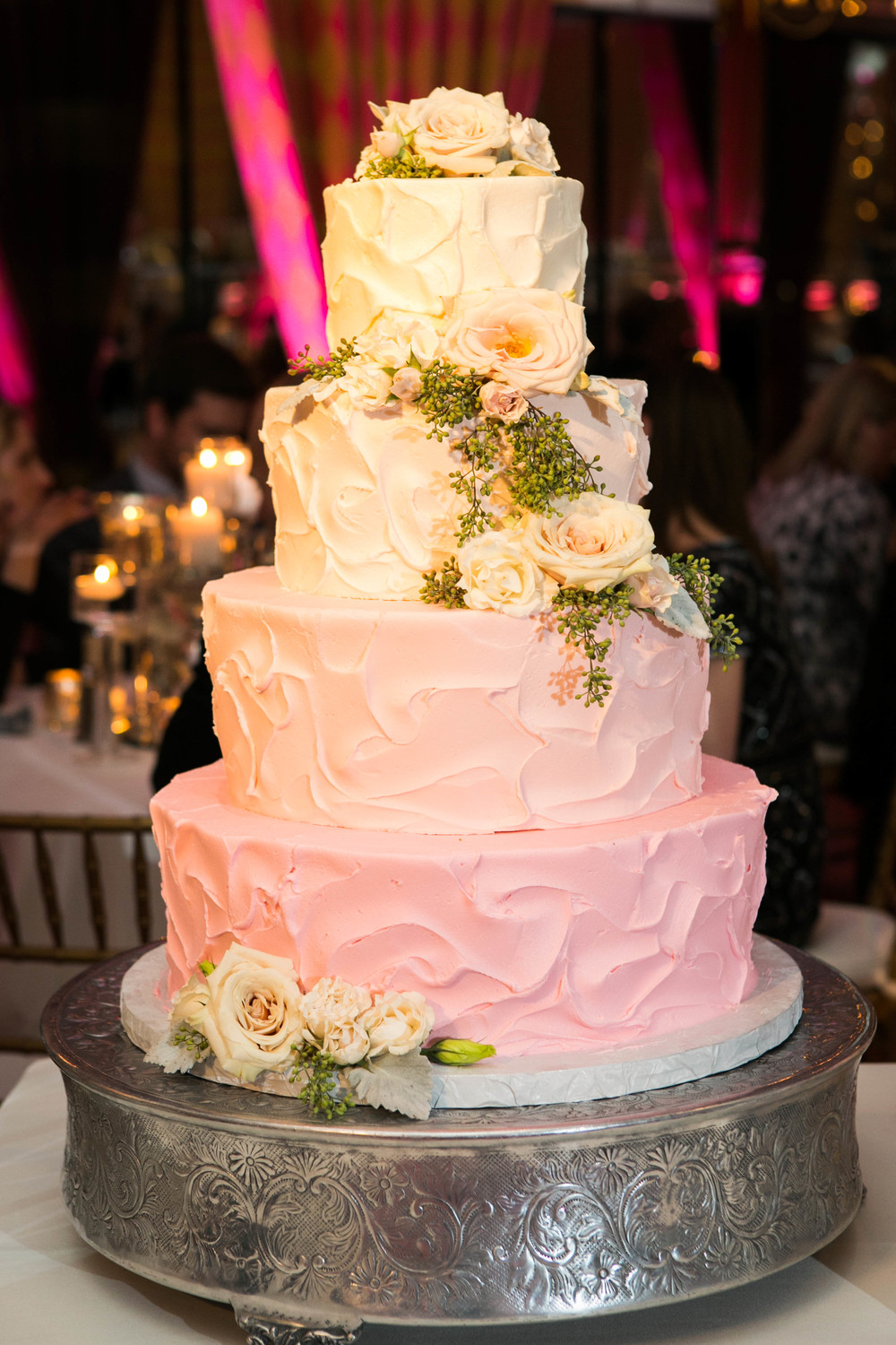 custom-wedding-cake-pink-white-ombre-whipped-texture-sugarbeesweets.jpg