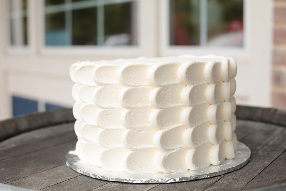 Signature Desserts Wedding Cake