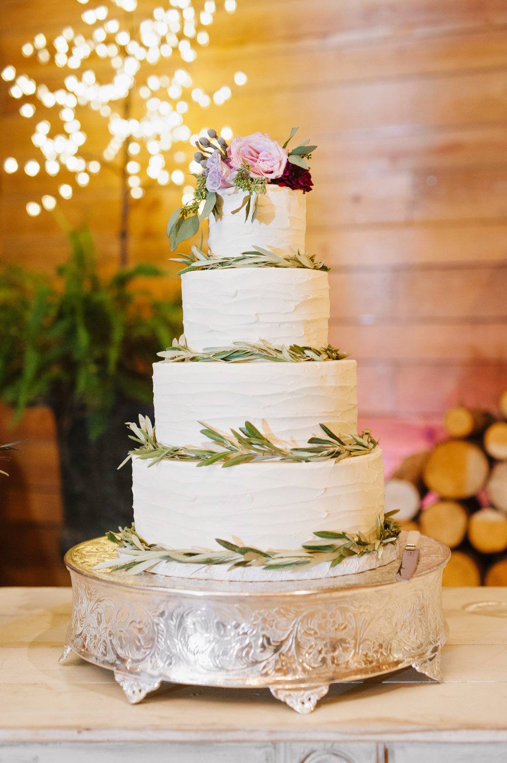 Dallas Bakery Wedding Cakes